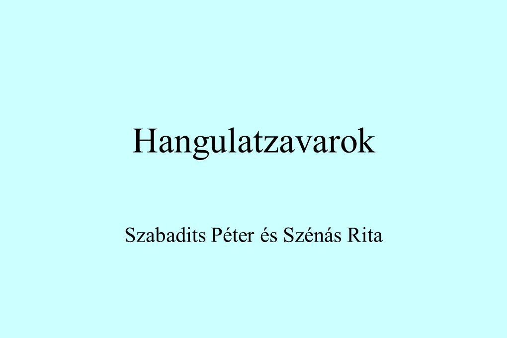 Szabadits Péter és Szénás Rita