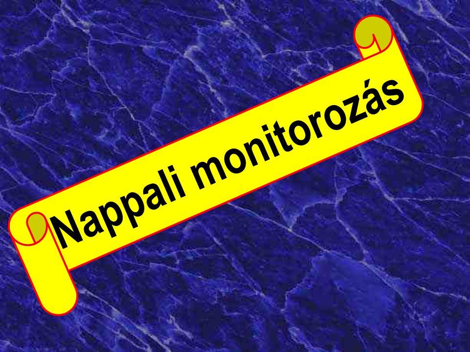 Nappali monitorozás