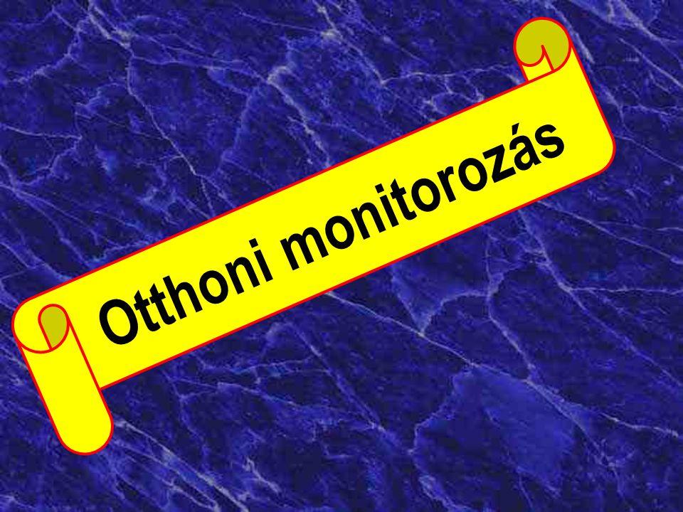 Otthoni monitorozás