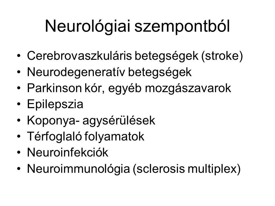 Neurológiai szempontból