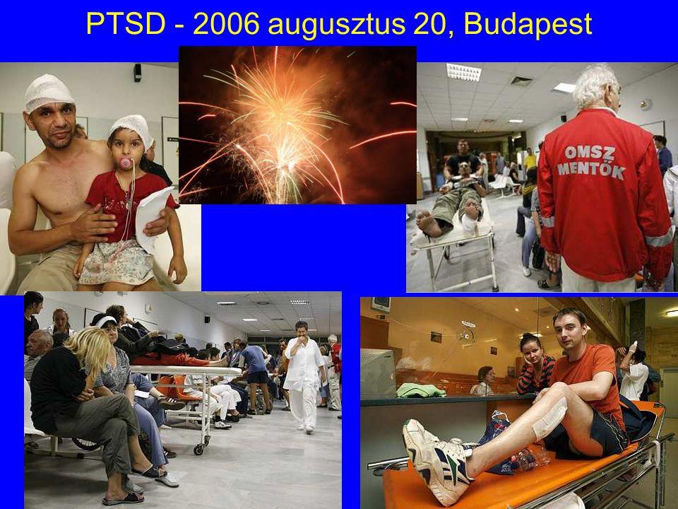 PTSD - 2006 augusztus 20, Budapest