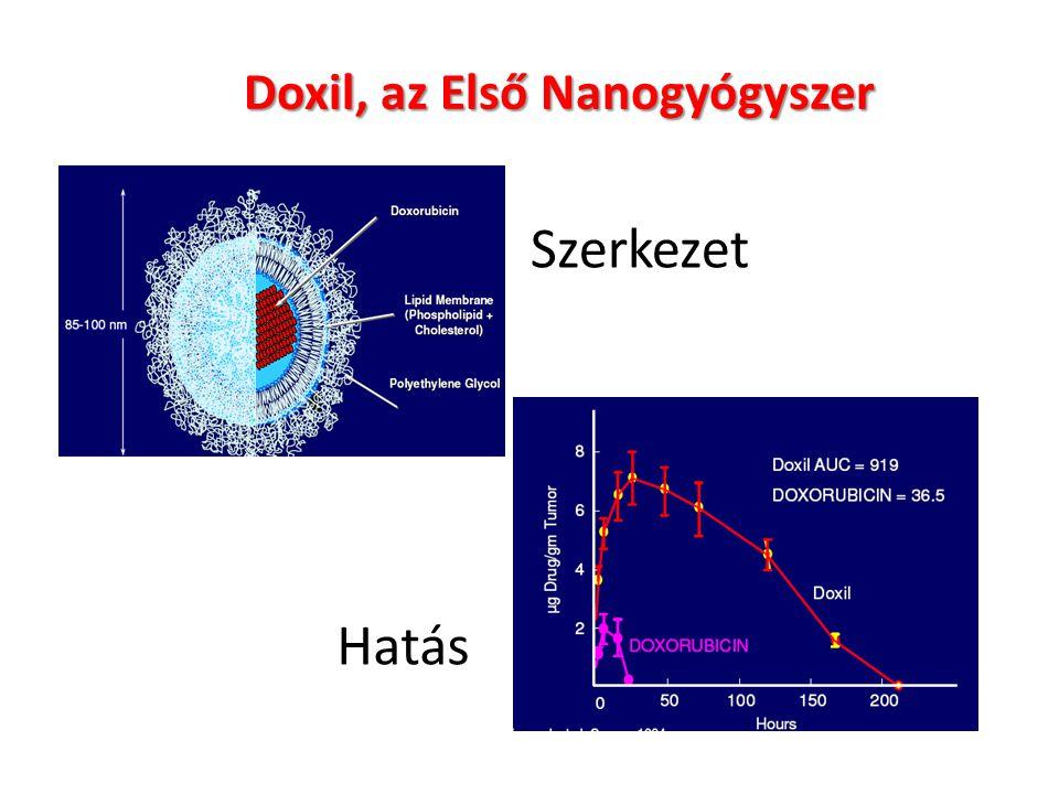 Doxil, az Első Nanogyógyszer