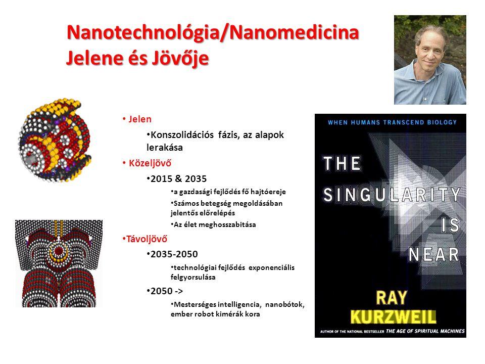 Nanotechnológia/Nanomedicina Jelene és Jövője