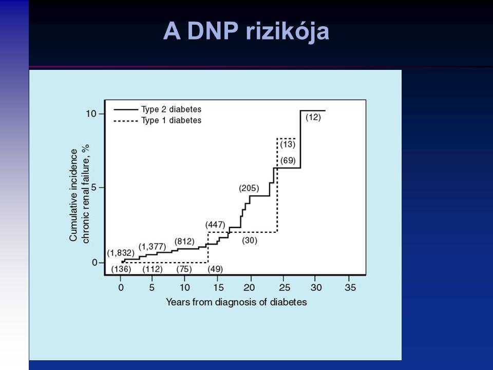 A DNP rizikója