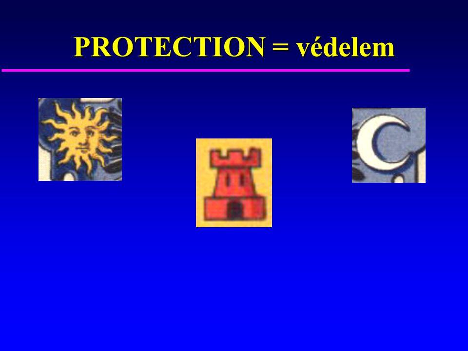 PROTECTION = védelem