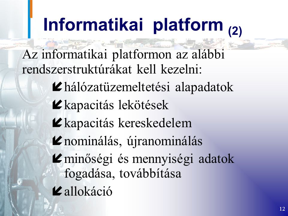 Informatikai platform (2)