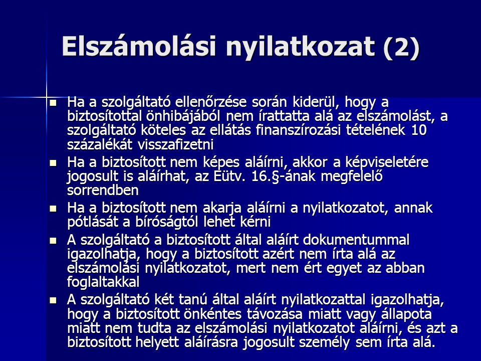 Elszámolási nyilatkozat (2)