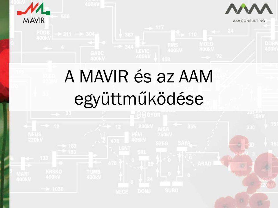 A MAVIR és az AAM együttműködése