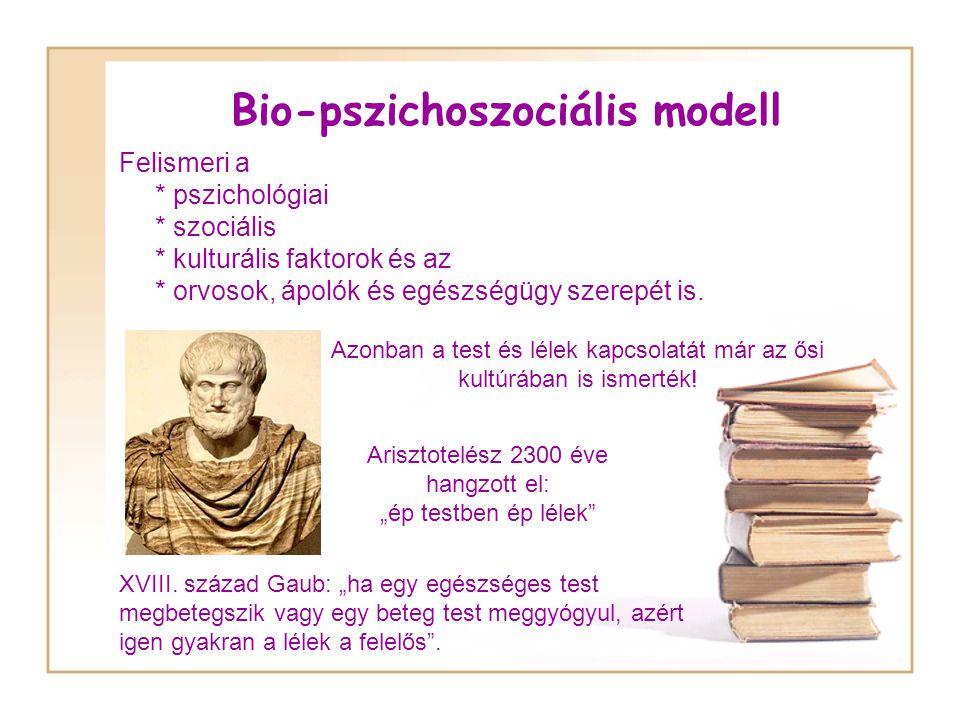 Bio-pszichoszociális modell