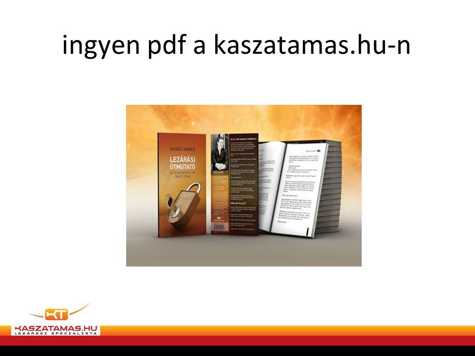 ingyen pdf a kaszatamas.hu-n