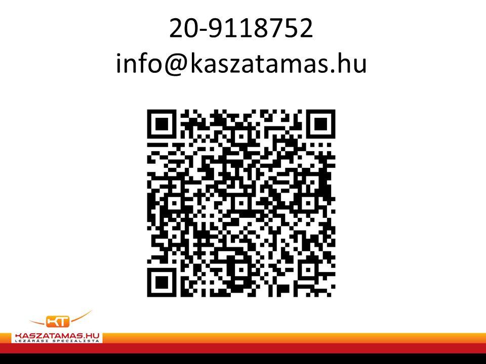 20-9118752 info@kaszatamas.hu