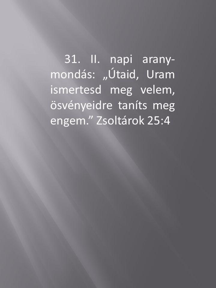 31. II.