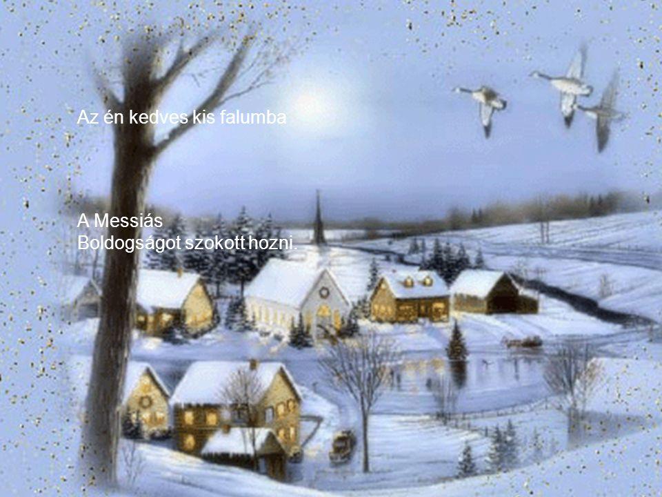 Az én kedves kis falumba