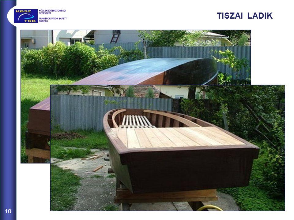 TISZAI LADIK