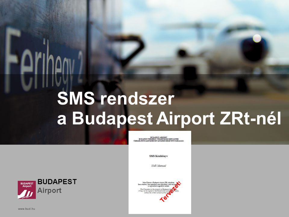 a Budapest Airport ZRt-nél