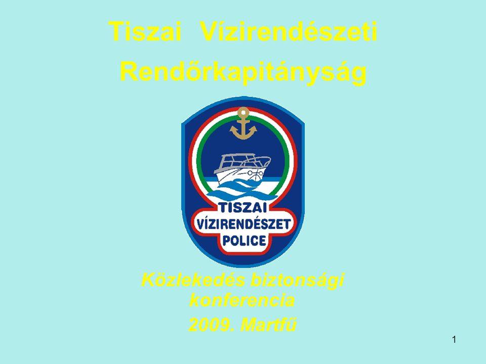 Tiszai Vízirendészeti Rendőrkapitányság