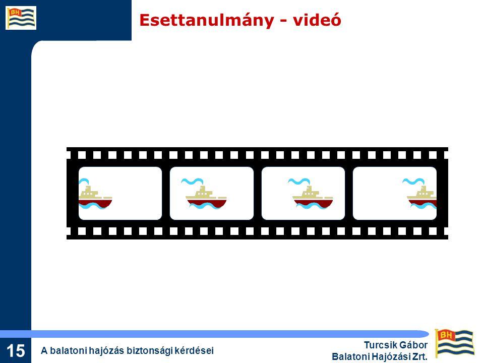 Esettanulmány - videó