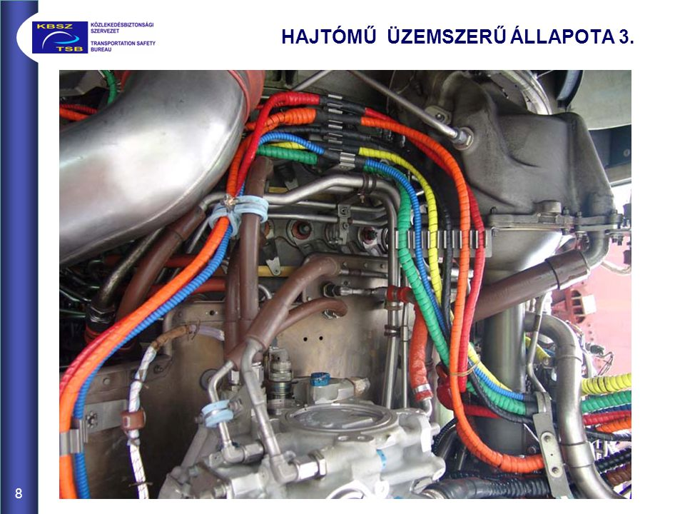 HAJTÓMŰ ÜZEMSZERŰ ÁLLAPOTA 3.