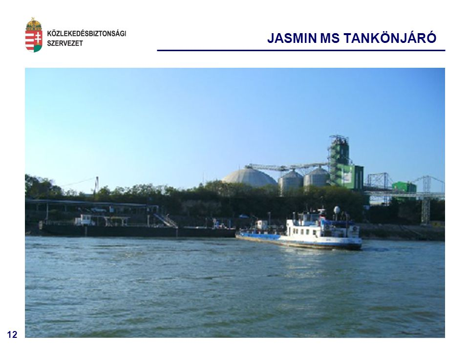 JASMIN MS TANKÖNJÁRÓ