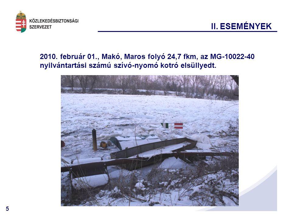 II. ESEMÉNYEK 2010.