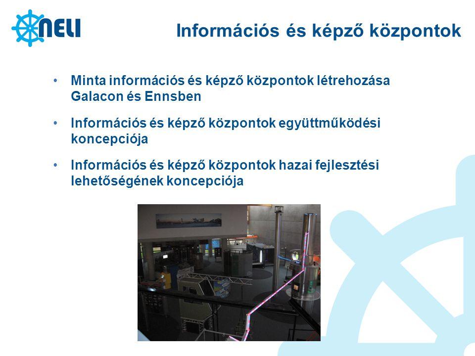 Információs és képző központok