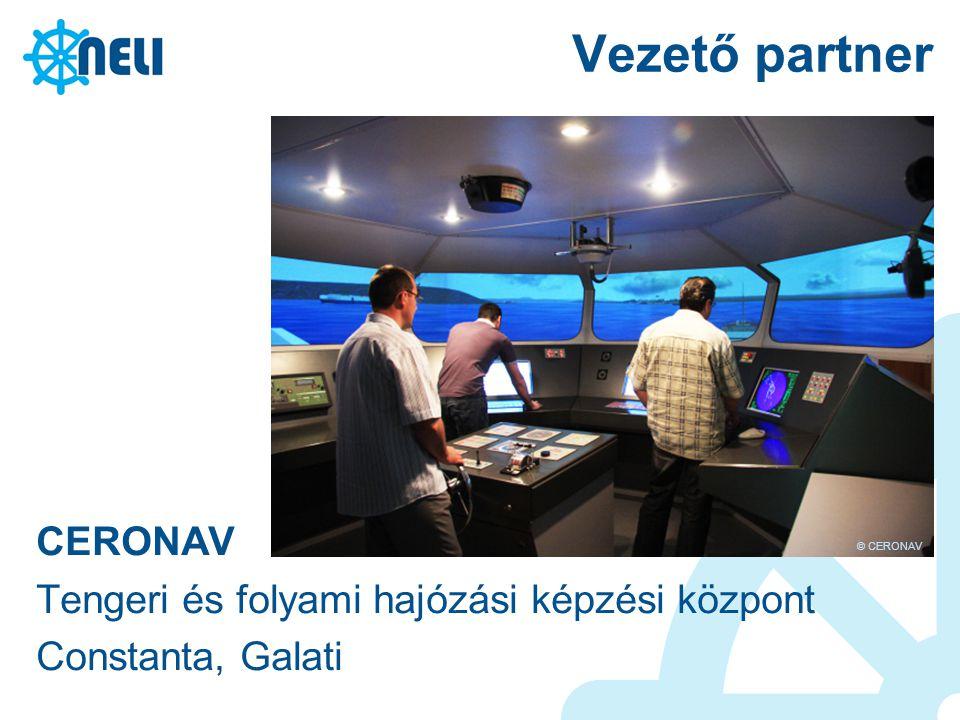 Vezető partner CERONAV Tengeri és folyami hajózási képzési központ