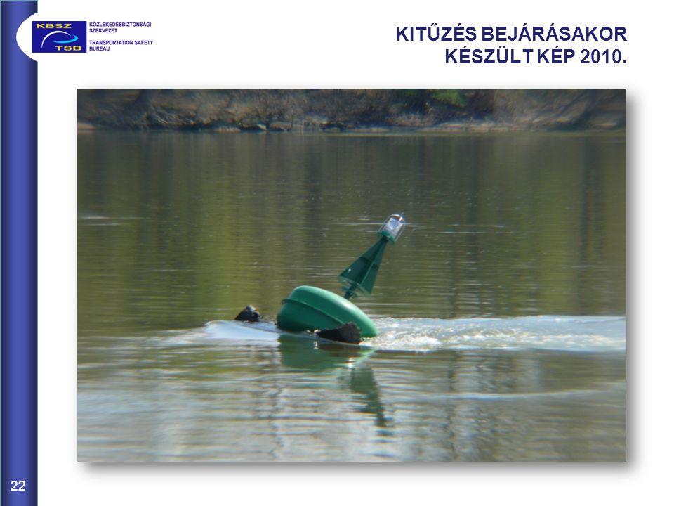 KITŰZÉS BEJÁRÁSAKOR KÉSZÜLT KÉP 2010.