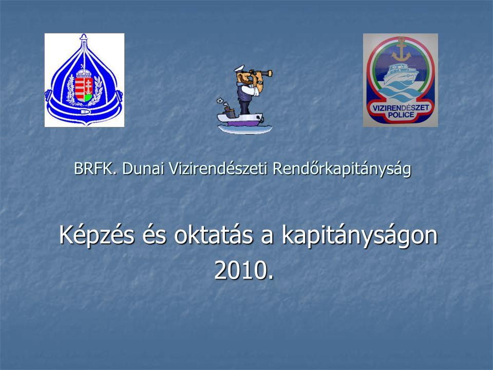 BRFK. Dunai Vizirendészeti Rendőrkapitányság