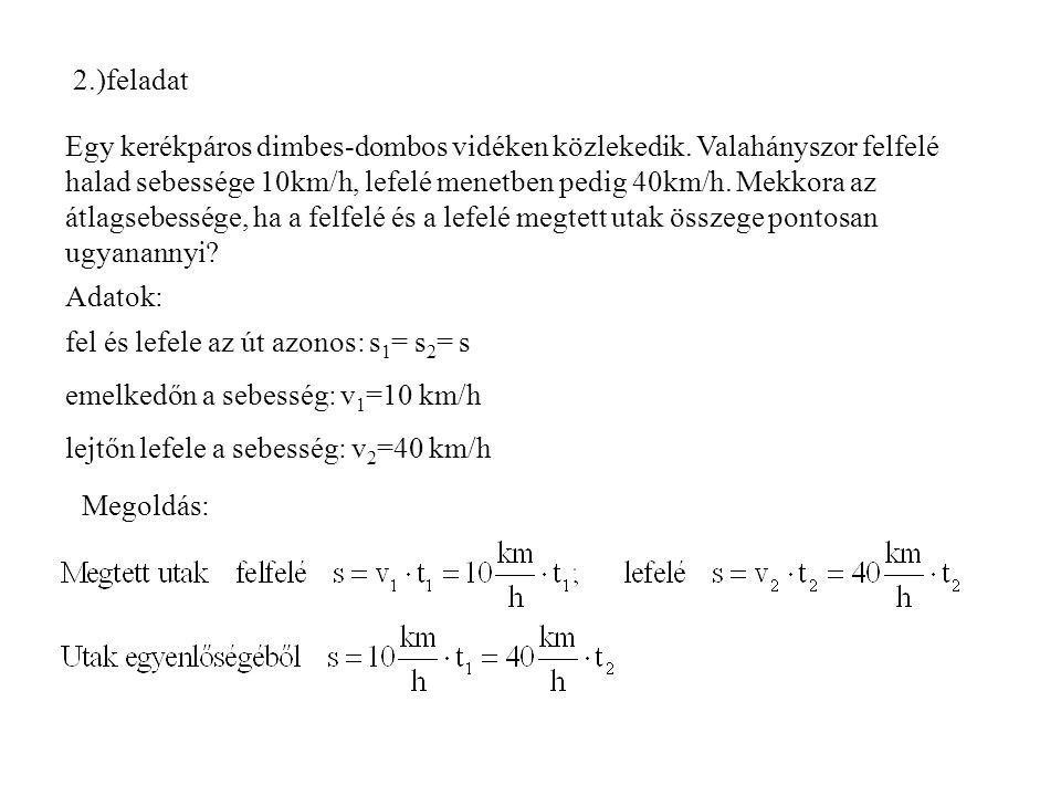 2.)feladat