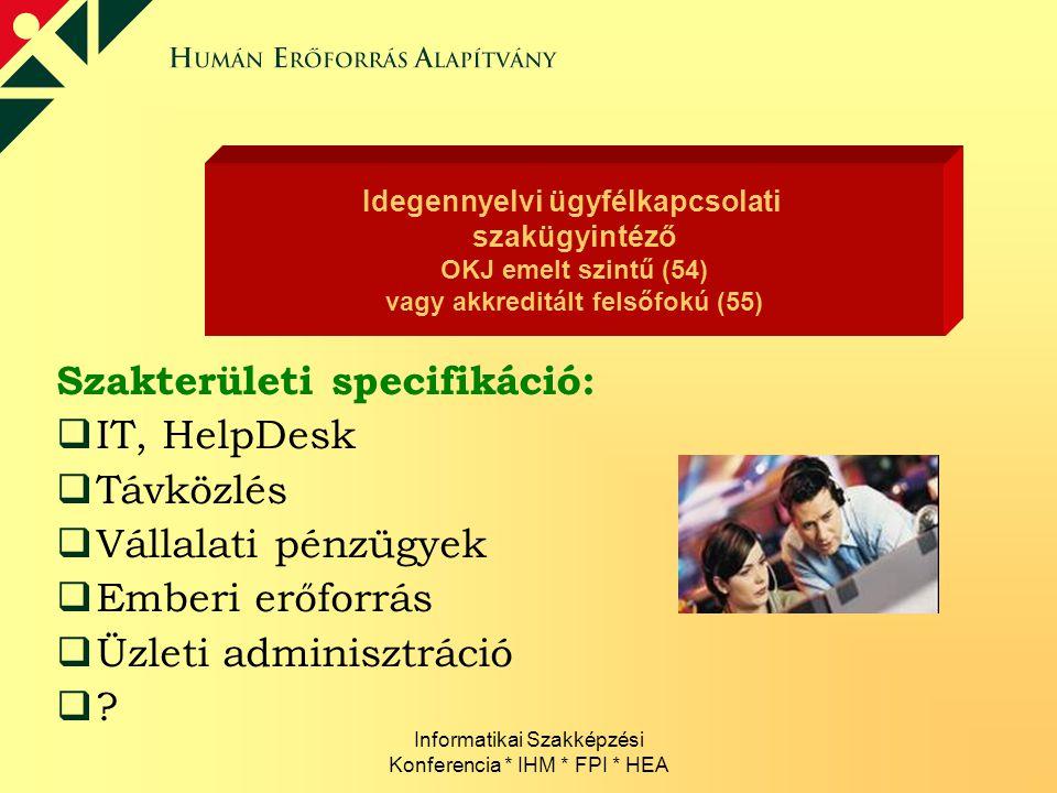 Idegennyelvi ügyfélkapcsolati vagy akkreditált felsőfokú (55)