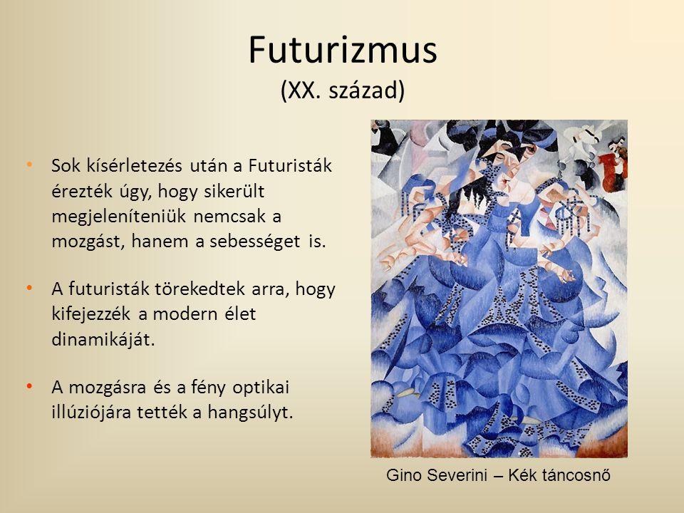 Futurizmus (XX. század)