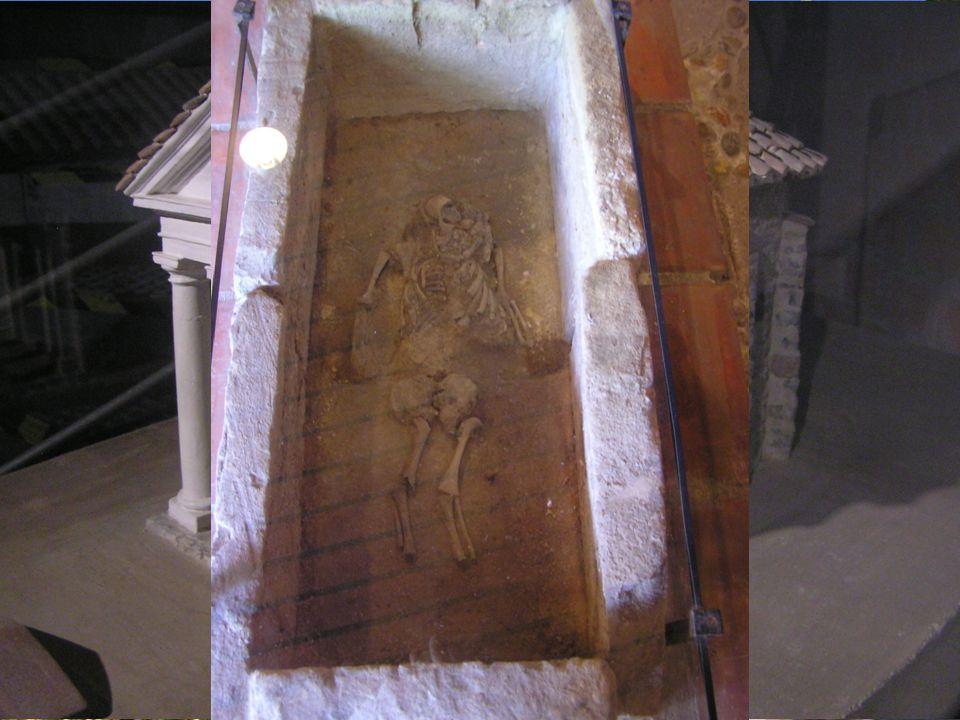 Pécs (Sopianae) ókeresztény sírkamrák