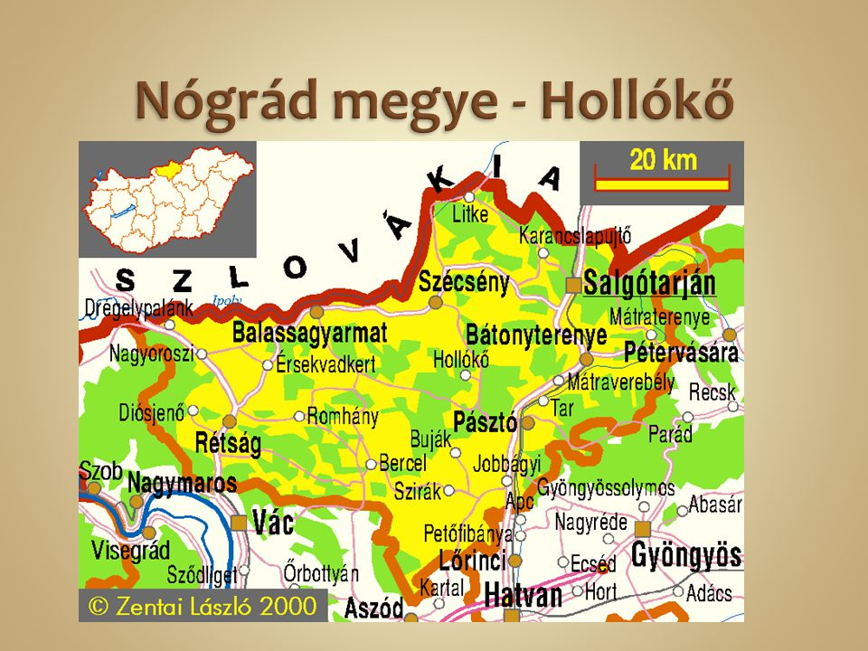 Nógrád megye - Hollókő
