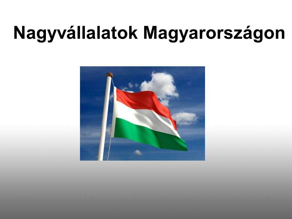 Nagyvállalatok Magyarországon