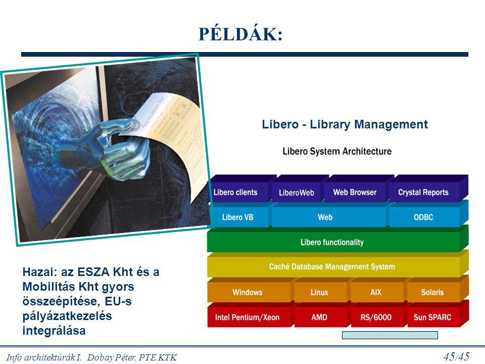 PÉLDÁK: Libero - Library Management