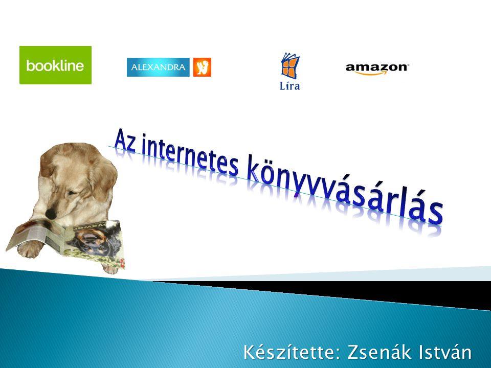 Az internetes könyvvásárlás