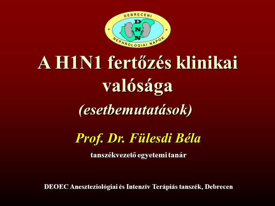 DEOEC Aneszteziológiai és Intenzív Terápiás tanszék, Debrecen