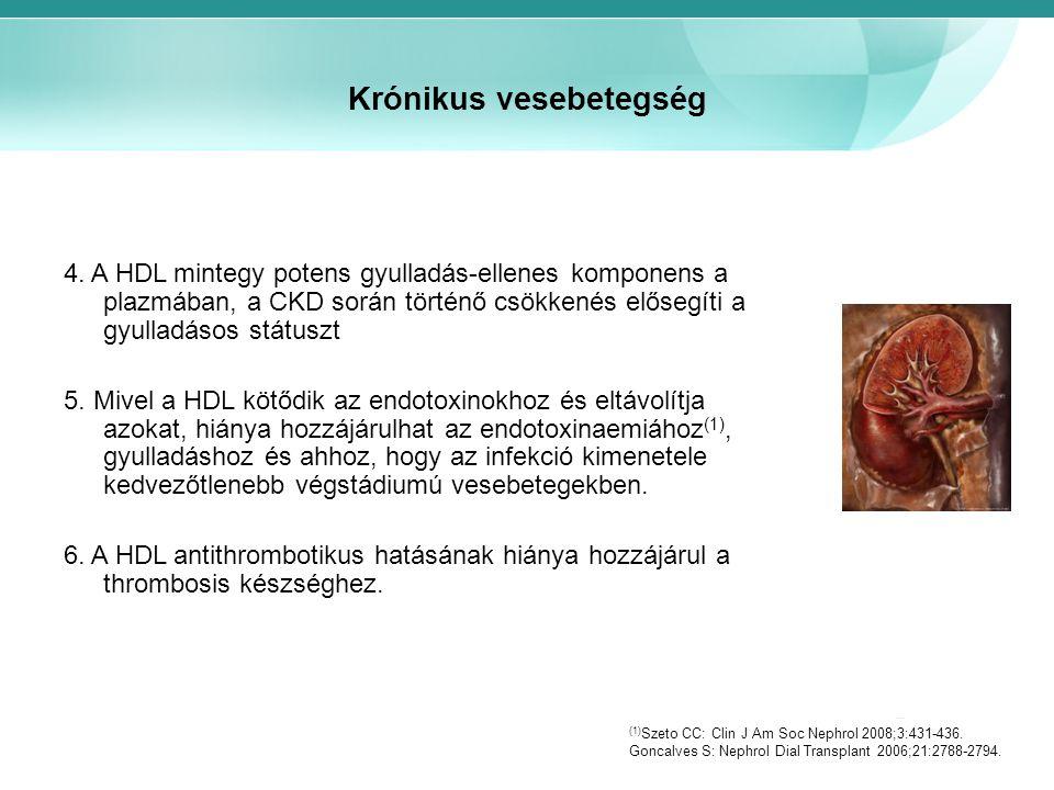 Krónikus vesebetegség