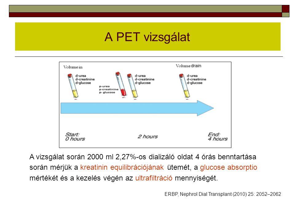 A PET vizsgálat
