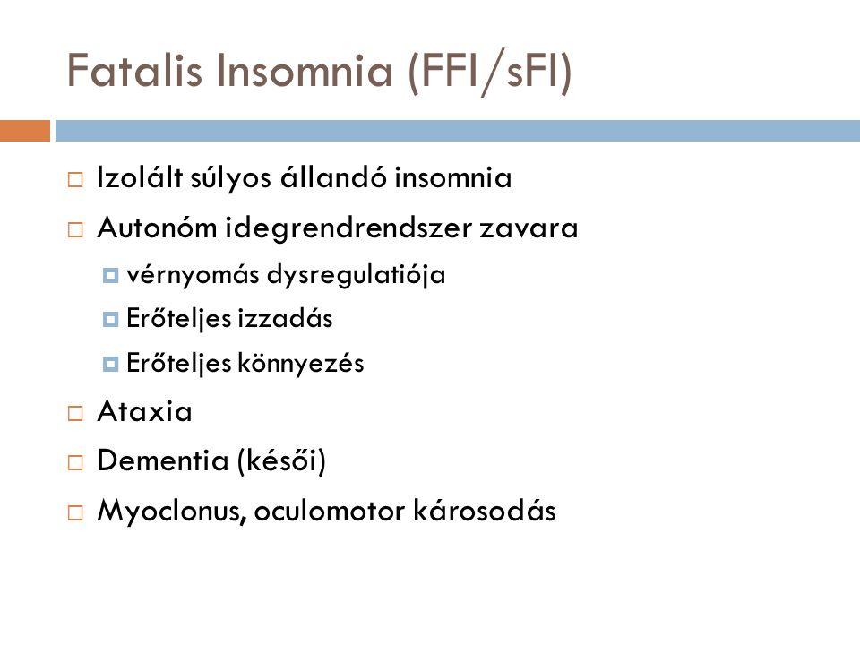 Fatalis Insomnia (FFI/sFI)