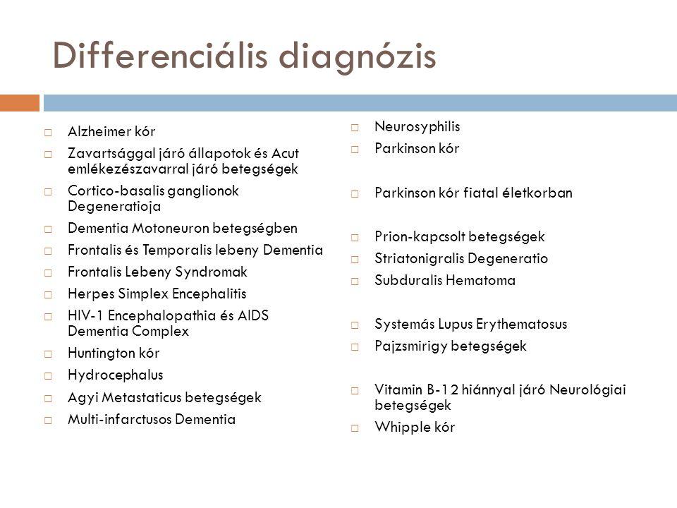 Differenciális diagnózis