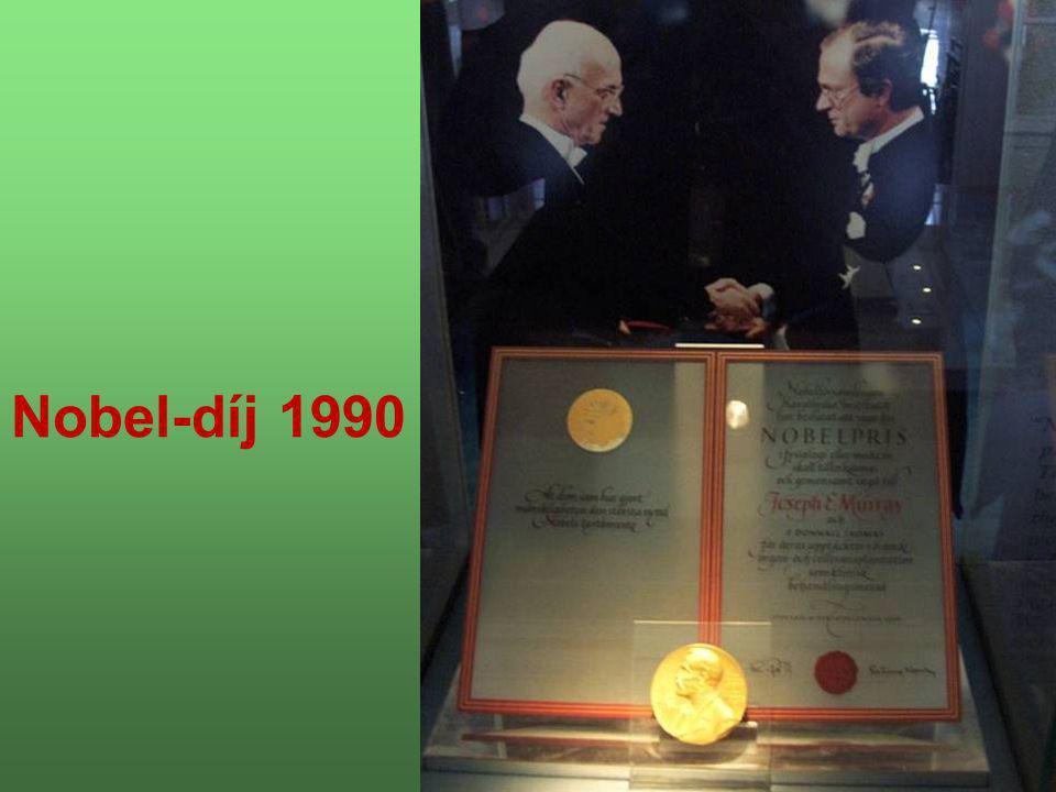 Nobel-díj 1990