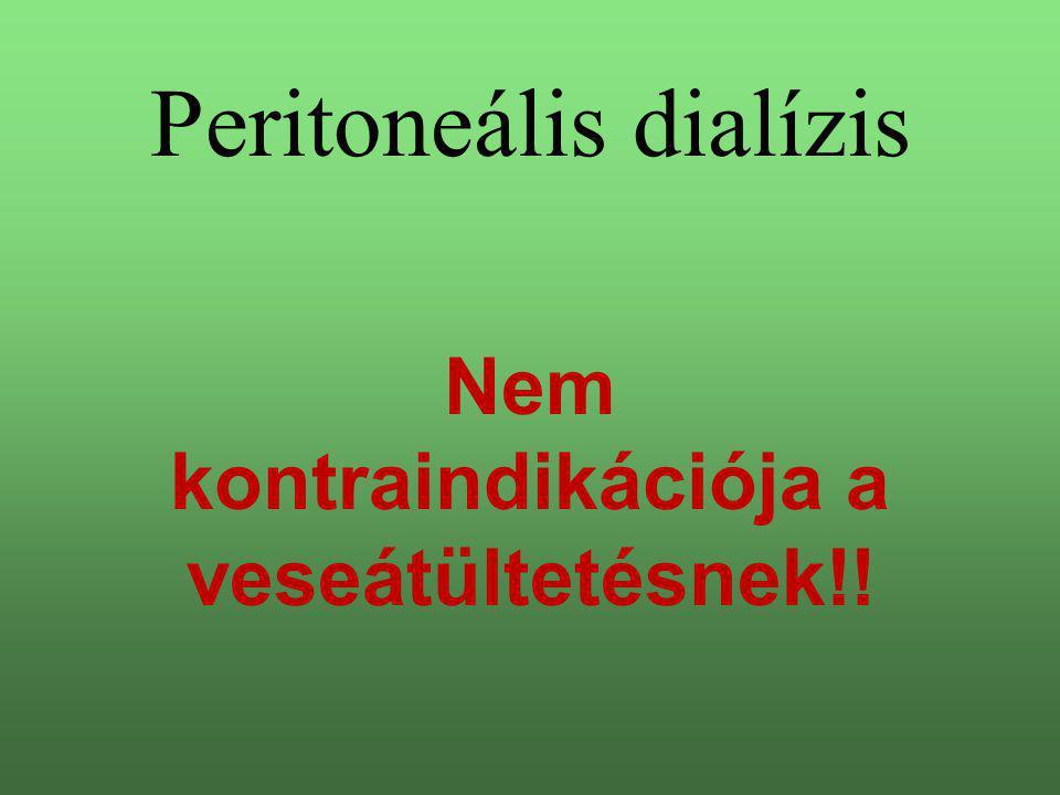 Peritoneális dialízis