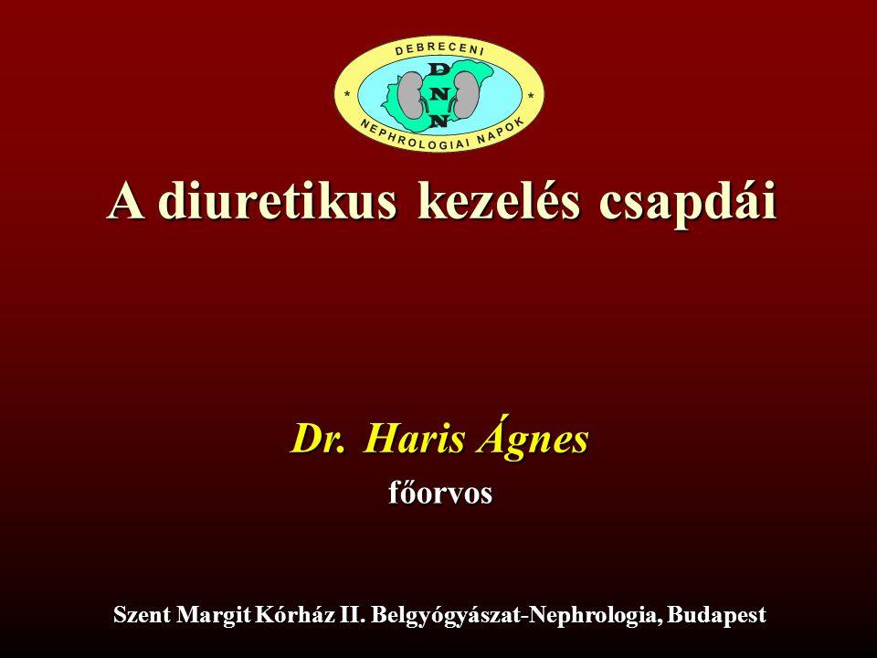 A diuretikus kezelés csapdái