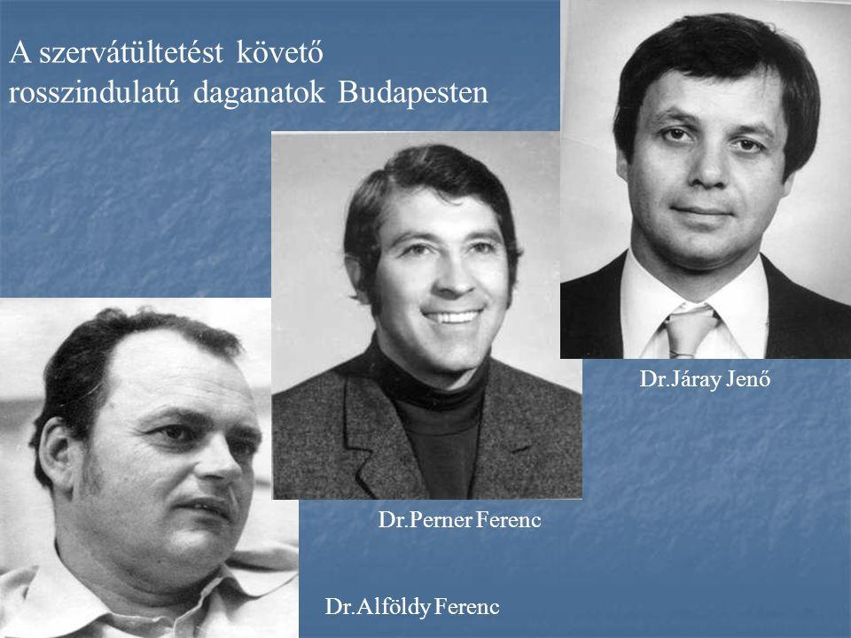 A szervátültetést követő rosszindulatú daganatok Budapesten