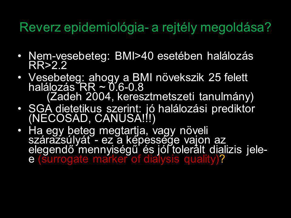 Reverz epidemiológia- a rejtély megoldása