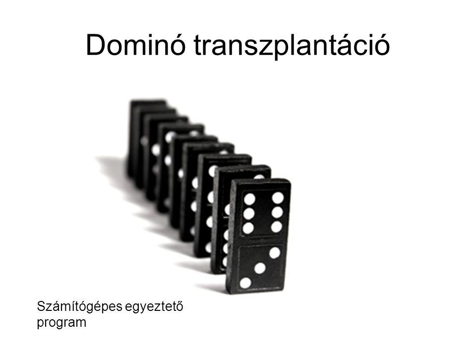 Dominó transzplantáció