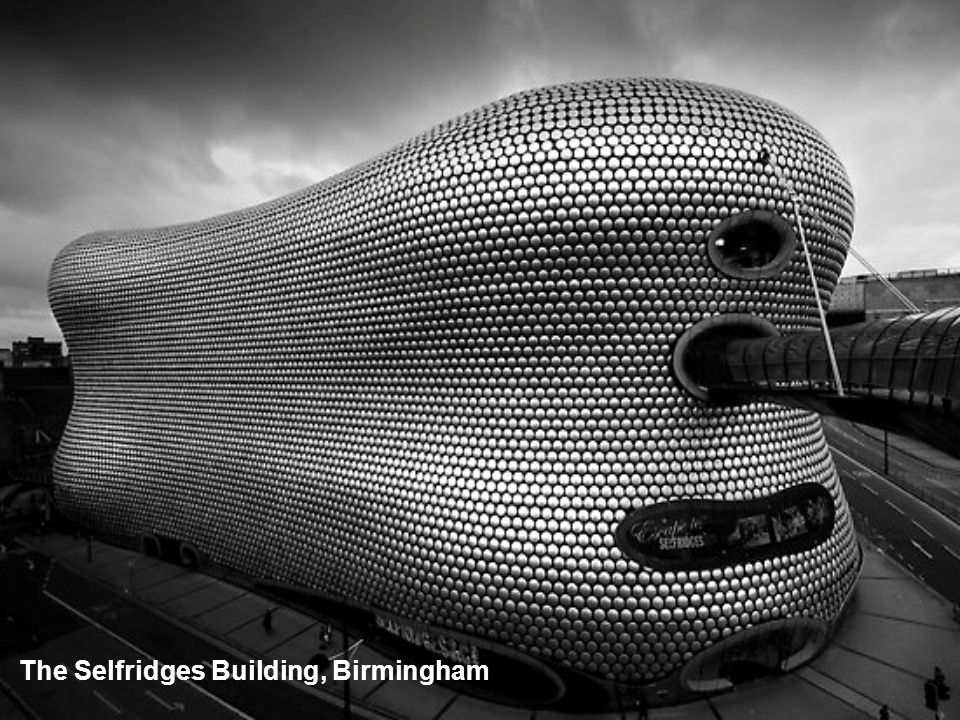 The Selfridges Building, Birmingham