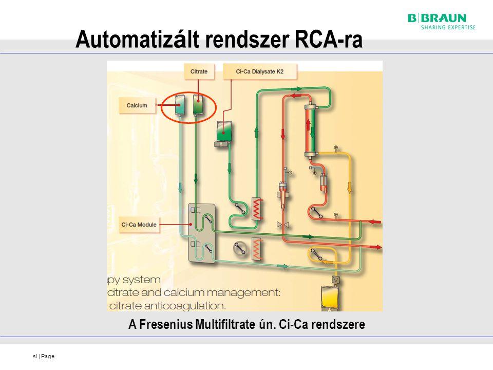 Automatizált rendszer RCA-ra