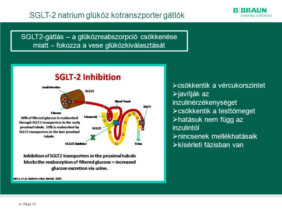 SGLT-2 natrium glükóz kotranszporter gátlók